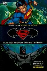 Superman/batman The Search For Kryptonite By Michael Green New