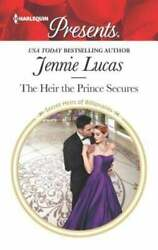 The Heir The Secures By Jennie Lucas New