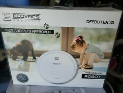 Ecovacs Deebot N79w Multi-surface Robotic Vacuum Cleaner -white New And Sealed