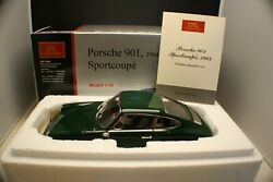 1/18 Cmc Porsche 901 Limited To 5000 Pcs Worldwide Collectible