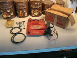 C3oz-17a603-a Vintage Ford 63 Fairlane Windshield Washer Single Speed Kit Nos