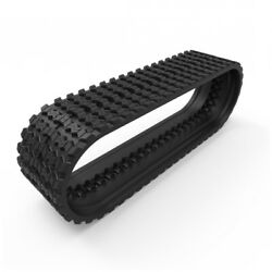 Prowler Rubber Track That Fits A Takeuchi Tl150 - Zig Zag Tread