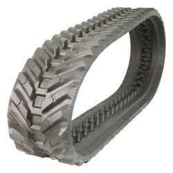 Prowler Rubber Track That Fits A Wacker Neuson 1101cp - Ext Snow And Mud Tread