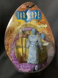 Farscape Pa'v Zotoh Zhaan Series 1 Action Figure By Toy Vault