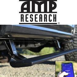 Amp 86152-01a Powerstep Smart Series Running Board For 2021 Ford F150 No Reg Cab