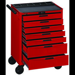 Teng Tools Tcmme174-kit1 174 Piece Complete Mixed Eva Foam 7 Drawer Roller