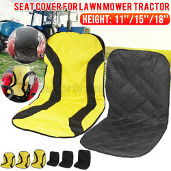 Seat Cover Lp92334 For John Deere Mower Tractor Seats Up To 11 15 18 High Us