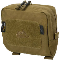 Helikon-tex Competition Utility Pouch Tactical Bag Airsoft Molle Cordura Coyote