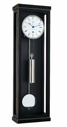 Modern Clock With 31 Day Running Time From Hermle He 70996-740761 New
