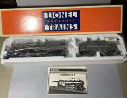 Lionel 6-18002 Nyc Hudson 4-6-4 Locomotive 785 And Tender. Mint Condition. Our U8