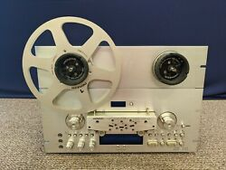 Pioneer Rt-909 4 Track 2 Channel Stereo Auto Reverse Reel To Reel Player Vintage