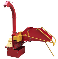 Jinma 8 Pto Wood Chipper / Auto Feed / 3 Point Mount