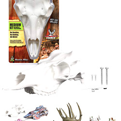 Mountain Mike's Reproductions Skull Master Antler Mounting Kit Large