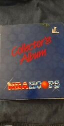 Nba Hoops Rare Trading Card Collection 200 Pgs. Completely Filled 91-93