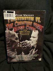 Frankenstein Vs. The Creature From Blood Cove Dvd 2005