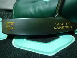 Scotty Cameron Eg94 Executive Golf Magazine 1994 Limited 35 Inches W/head Cover