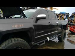 Driver Front Door Classic Style Fits 14-19 Silverado 1500 Pickup 1535575