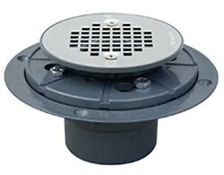 Sioux Chief 2 In.  D Abs Shower Pan Drain