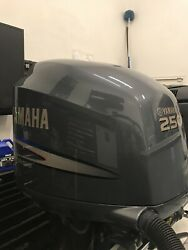 Yamaha Boat Engine Cowling Cover   Four Stroke 250 Hp Gray Restored