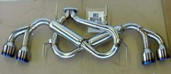 Hks Legamax Premium Series 304 Ss Cat Back Exhaust System For 2008 Nissan Gt-r