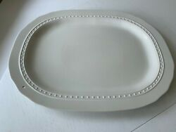 Rare Large Nora Fleming Oval Holiday Serving Platter Plate Tray Discontinued New