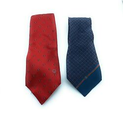 2 'accessory Collection' Silk Neckties