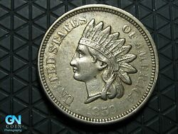 1859 Indian Head Cent Penny -- Make Us An Offer K6669