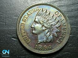 1894 Proof Indian Head Cent Penny -- Make Us An Offer K5028