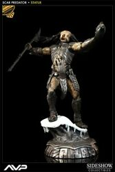 Scar Predator Statue By Sideshow Collectibles Limited Edition
