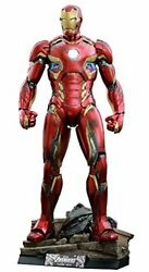 Quarter-scale Avengers Age Of Ultron Iron Man Mark 45 Action Figure Hot Toys