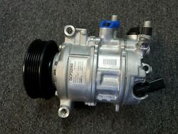 Denso Dcp32060 Ac Compressor Fits Multiple Cars Audi Seat Volvo