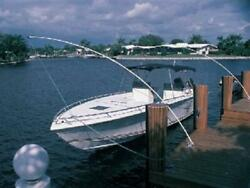 Taylor Dlx Mooring Whips 23-28and039boats Mw.140