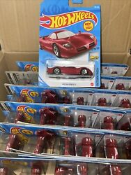 2021 Hot Wheels Nissan R390 Gt1 Lot Of 36 Red