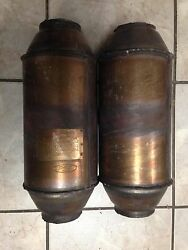 2005-2006 Ford Gt Super Car Exhaust Pieces