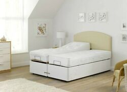Cyberbeds Jenny 5ft Or 6ft Dual Control Adjustable Electric Bed Pocket Sprung