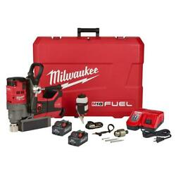 Milwaukee 2787-22hd M18 Fuel 1-1/2in. Magnetic Drill Kit
