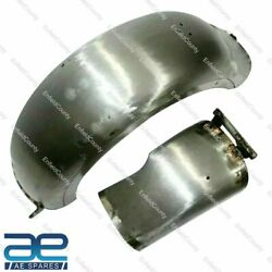 For Sunbeam S7 Front And Rear Fenders Mudguards Reproduction Cdn