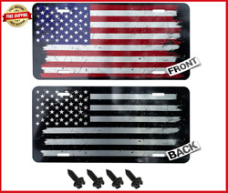 License Plate Frame Cover And 4 Black License Plate Screws Free Shipping