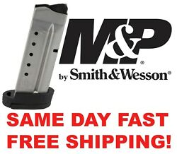 Smith Andwesson Mandp Shield 40sandw 7rd Factory Mag 199340000 Same Day Fast Free Ship