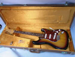 Fender Usa American Vintage 59 Stratocaster 3ts Used Electric Guitar