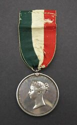 1837 Victoria Royal Academy Of Arts 55mm Silver Medal Pair - By Wyon