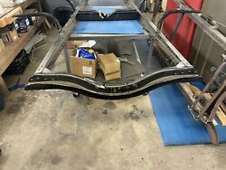 1928 1929 1930 1931 Ford Model A Chassis Frame With Title
