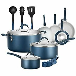 Nutrichef Kitchenware Pots And Pans High-qualified Basic Kitchen Cookware Non-s...