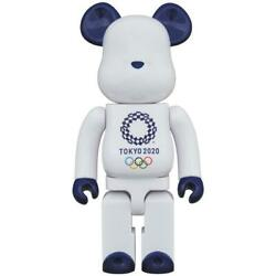 Be@rbrick Tokyo 2020 Olympic Emblem 1000 25th Official Licensed Product