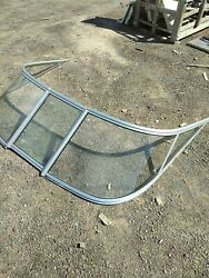 Taylor Made Clear Curve Tinted Walk-through Windshield Made In 2008