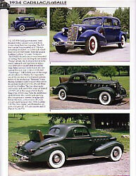 1934 Cadillac Lasalle Article - Must See