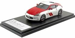 Hi Story 1/43 Nissan Fairlady Z 50th Anniversary 2019 White Red Hs232wh