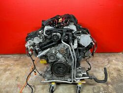 09-16 Audi B8 B8.5 S4 S5 3.0l Supercharged Engine Motor Complete Assembly 105k👌