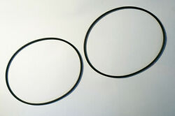 Lot Of 2 Rotax 912 914 Engine 250-285 Rubber O-ring 105x2.5 New.