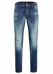 Men's Plus Size Stretch Cotton Jeans Trousers. Big And Tall. Big Size.
